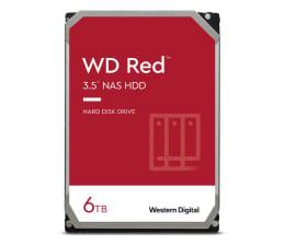 Dysk HDD WD RED 6TB 5400obr. 256MB DM-SMR