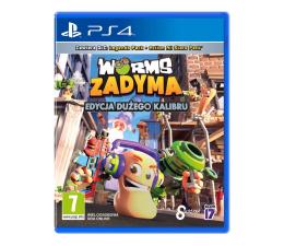 Gra na PlayStation 4 PlayStation Worms Zadyma: Edycja Dużego Kalibru