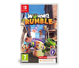 Gra na Switch Switch Worms Rumble