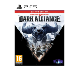 Gra na PlayStation 5 PlayStation Dungeons & Dragons Dark Alliance Steelbook Edition