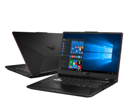 "Notebook / Laptop 17,3"" ASUS TUF Gaming F17 i5-10300H/32GB/512/W10PX GTX 1650Ti"