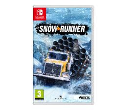 Gra na Switch Switch SnowRunner