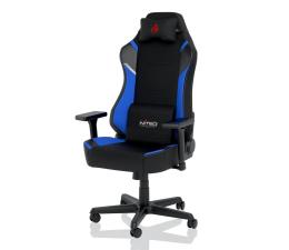 Fotel gamingowy Nitro Concepts X1000 (Czarno-Niebieski)