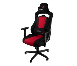Fotel gamingowy Nitro Concepts E250 (Czarno-Czerwony)