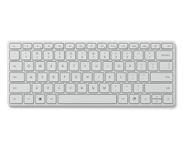 Klawiatura bezprzewodowa Microsoft Bluetooth Compact Keyboard Glacier