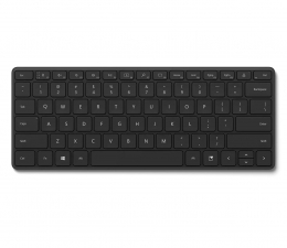 Klawiatura bezprzewodowa Microsoft Bluetooth Compact Keyboard Black