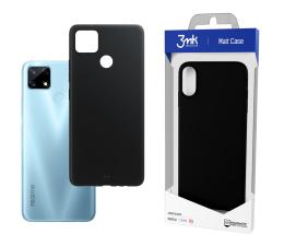 Etui / obudowa na smartfona 3mk Matt Case do Realme 7i czarny