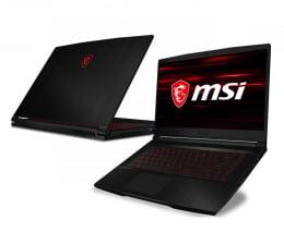 "Notebook / Laptop 15,6"" MSI GF63 i5-10500H/8GB/512 RTX3050 144Hz"