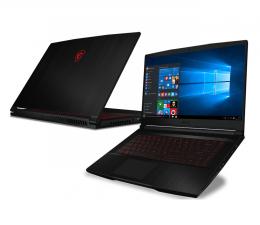 "Notebook / Laptop 15,6"" MSI GF63 i7-10750H/32GB/512/Win10X RTX3050Ti 144Hz"