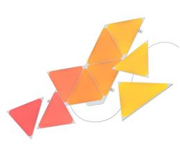 Inteligentna lampa Nanoleaf Shapes Triangles Starter Kit (9 paneli)