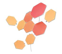 Inteligentna lampa Nanoleaf Shapes Hexagons Starter Kit (9 paneli, kontroler)