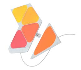Inteligentna lampa Nanoleaf Shapes Mini Triangles Starter Kit (5 paneli)