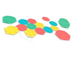 Inteligentna lampa Nanoleaf Shapes Hexagons Starter Kit (15 paneli, kontroler)