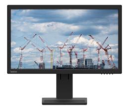 "Monitor LED 22"" Lenovo ThinkVision E22-20"