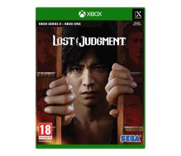 Gra na Xbox One Xbox Lost Judgment