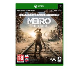 Gra na Xbox Series X | S Xbox Metro Exodus Edycja Kompletna