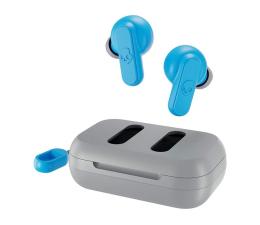 Słuchawki bezprzewodowe Skullcandy Dime True Wireless Szaro-błękitne