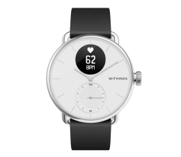 Smartwatch Withings ScanWatch 38mm biały