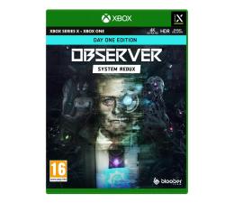 Gra na Xbox One Xbox Observer: System Redux Day One Edition