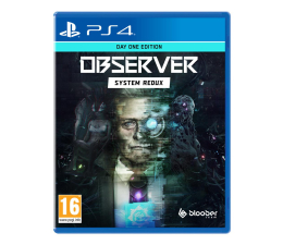 Gra na PlayStation 4 PlayStation Observer: System Redux Day One Edition