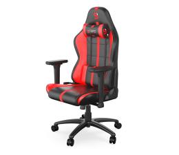 Fotel gamingowy SPC Gear SR400 RD (czarno-czerwony)