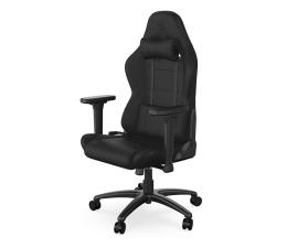 Fotel gamingowy SPC Gear SR400F BK (czarny, materiał)