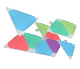 Inteligentna lampa Nanoleaf Shapes Mini Triangles Expansion Pack (10 sztuk)