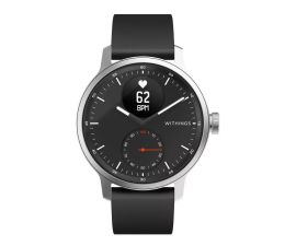 Smartwatch Withings ScanWatch 42mm czarny