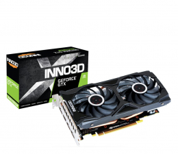 Karta graficzna NVIDIA Inno3D GeForce GTX 1660 SUPER Twin X2 6GB GDDR6