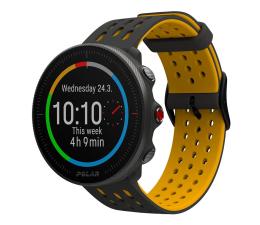 Zegarek sportowy Polar Vantage M2 szaro-żółty