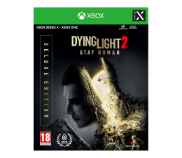 Gra na Xbox Series X Xbox Dying Light 2 Deluxe Edition