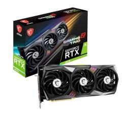 Karta graficzna NVIDIA MSI GeForce RTX 3070 GAMING Z TRIO 8GB GDDR6