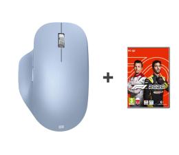 Myszka bezprzewodowa Microsoft Bluetooth Ergonomic Mouse Blue + F1