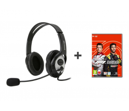 Słuchawki przewodowe Microsoft LifeChat LX-3000 + F1