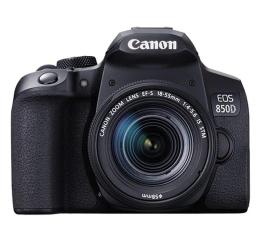 Lustrzanka Canon EOS 850D + 18-55mm IS