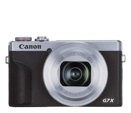 Aparat kompaktowy Canon PowerShot G7X Mark III srebrny