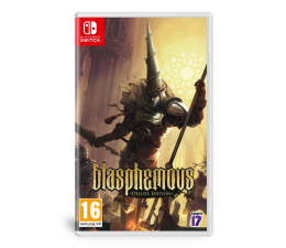 Gra na Switch Switch Blasphemous Deluxe Edition