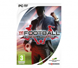 Gra na PC PC WE ARE FOOTBALL