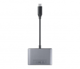 Przejściówka Samsung Multiport Adapter USB-C to 4k HDMI, USB-A, USB-C