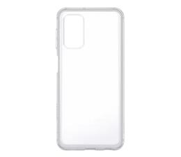 Etui / obudowa na smartfona Samsung Soft Clear Cover do Galaxy A32 5G Clear