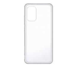 Etui / obudowa na smartfona Samsung Soft Clear Cover do Galaxy A32 clear