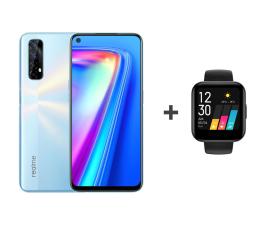 Smartfon / Telefon realme 7 6+64GB Mist White 90Hz + realme Watch