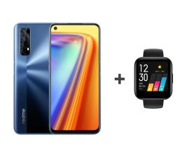 Smartfon / Telefon realme 7 6+64GB Mist Blue 90Hz + realme Watch