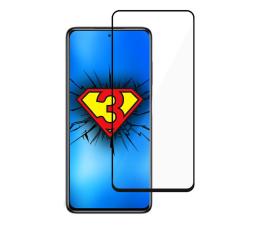 Folia / szkło na smartfon 3mk HardGlass MAX Lite do Xiaomi POCO F3/Mi 11i