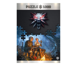 Puzzle z gier CENEGA The Witcher: Journey of Ciri puzzles 1000