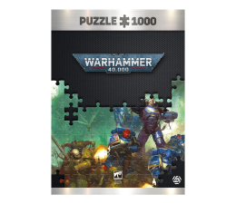 Puzzle z gier CENEGA Warhammer 40,000: Space Marine puzzles 1000