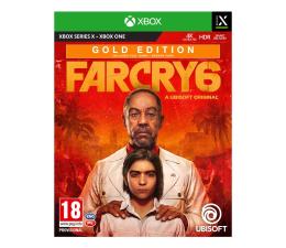 Gra na Xbox One Xbox Far Cry 6 - Gold Edition