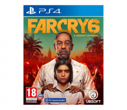 Gra na PlayStation 4 PlayStation Far Cry 6