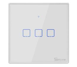 Przycisk/pilot Sonoff Dotykowy włącznik WiFi T0 EU TX 3-kanałowy