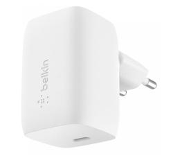Ładowarka do smartfonów Belkin Zasilacz GaN 60W USB-C (biały)